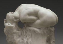 Zaginiona rzeźba Rodina odnaleziona w Madrycie
