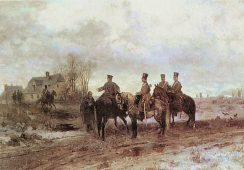 Odnaleziono zaginione w trakcie II wojny światowej dzieło Gierymskiego