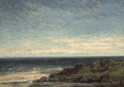 Obraz Courbeta zidentyfikowany we Francji