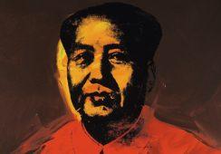 Rekord aukcyjny za sprzedaż dzieła zachodniej sztuki nowoczesnej w Azji ustanowiony obrazem Andy'ego Warhola