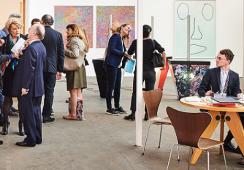 Zakończyła się 35. edycja Art Brussels 2017