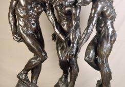 Retrospektywa z okazji 100-lecia śmierci Auguste'a Rodina w paryskim Grand Palais