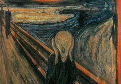 """Rzadkie chmury stały się inspiracją do namalowania przez Muncha słynnego """"Krzyku""""?"""