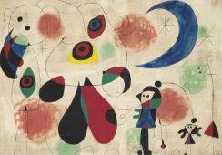124 lata temu urodził się Joan Miró