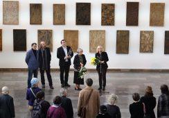 Fotorelacja z wernisażu wystawy Jerzego Wrońskiego