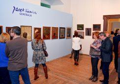 Fotorelacja z wystawy JACEK SIENICKI. GENERALIA prezentowanej do 22 maja w Muzeum Narodowym w Kielcach