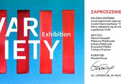 Wernisaż wystawy VARIETY w Galerii Gruning w Krakowie