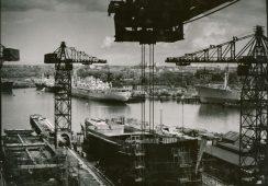 Czarno-biały Gdańsk lat 60. - wystawa w Gdańskiej Galerii Fotografii