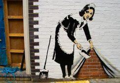 Nowe przypuszczenia w sprawie tożsamości Banksy'ego