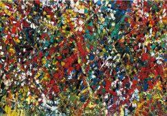 Dobra sytuacja malarstwa abstrakcyjnego na rynku sztuki