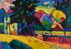 Aukcyjny rekord Kandinsky'ego dwukrotnie pobity