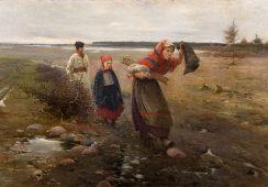 Pierwsza Aukcja Malarstwa Polskiego w warszawskiej galerii SDA