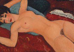 Zamknięcie wystawy Modiglianiego w Ganui po podważeniu autentyczności dzieł