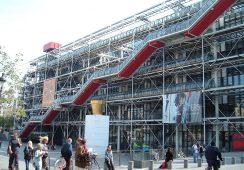 Otwarcie Centre Pompidou Szanghaj już w 2019 roku