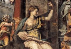 Malowidła Rafaela odkryte w apartamentach papieskich