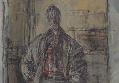 Odnaleziono 2 nieznane rysunki Alberto Giacomettiego