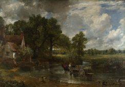 Uznany za falsyfikat obraz okazał się dziełem Constable'a wartym 2 miliony funtów