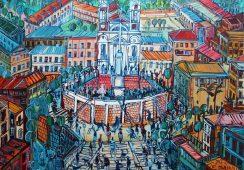 Polska sztuka w Parlamencie Europejskim