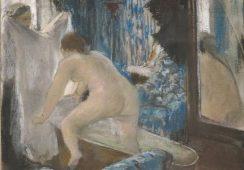 Edgar Degas, nieznana twarz impresjonisty