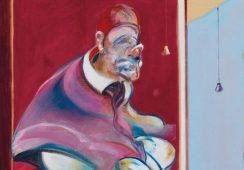 Niedostępne dla widzów przez niemal pół wieku dzieło Francisa Bacona licytowane na aukcji Christie's