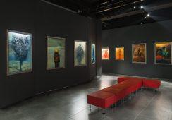 Galeria Zdzisława Beksińskiego w Nowohuckim Centrum Kultury ponownie otwarta