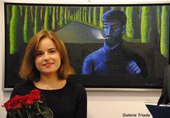 """Wernisaż wystawy """"Do widzenia, do jutra"""" Katarzyny Karpowicz – fotorelacja"""