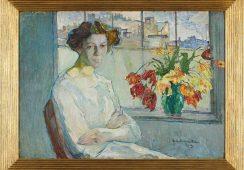Mela Muter – wystawa jednej z najwybitniejszych malarek XX wieku w Cosmopolitan Twarda 4