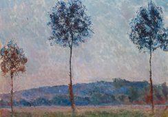 Nieznane wcześniej pamiątki Claude'a Moneta wystawione na aukcję