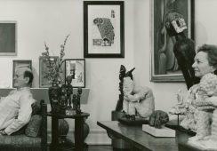 Kolekcja sztuki Jerome'a i Ellen Sternów na aukcjach Sotheby's