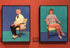 David Hockney na rynku sztuki