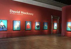 David  Hockney  w Wenecji – osiemdziesiąt dwa portrety i jedna martwa natura