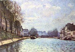 178 lat temu urodził się jeden z najwybitniejszych XIX-wiecznych pejzażystów, Alfred Sisley