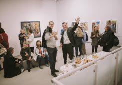 """Wernisaż wystawy """"Cukiernia Europa"""" w Galerii Miejskiej we Wrocławiu – fotorelacja"""