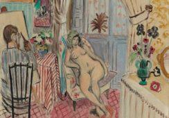 Spadkobiercy Matisse'a walczą o zaginione prace
