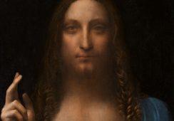 Warty 100 mln dolarów obraz Leonarda da Vinci idzie pod młotek