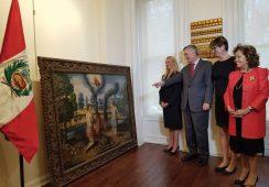 Do Peru wracają XVII-wieczne, skradzione obrazy