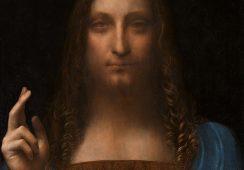 """Salvator Mundi"" Leonarda da Vinci najdroższym dziełem w historii"