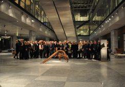 Rudimentum – Wystawa rzeźby i malarstwa Dobiesława Gały – fotorelacja