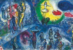Aukcyjny rekord Chagalla dwukrotnie pobity
