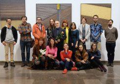 Leszek Misiak i uczniowie – Przestrzeń dla Sztuki – fotorelacja