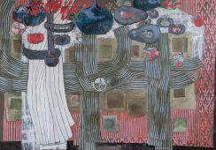 PINK CITY - wystawa malarstwa Andrzeja Borowskiego