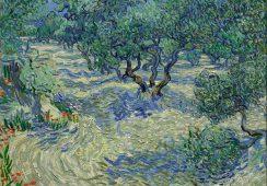 Niezwykłe znalezisko na olejnym płótnie van Gogha