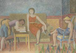 Metropolitan Museum of Art odmawia usunięcia z wystawy uznanego za sugestywne seksualnie dzieła Balthusa