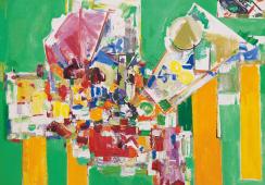 Obrazy Hansa Hofmanna odzyskane po 12 latach