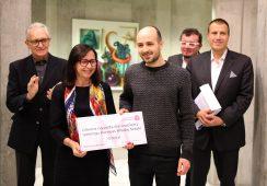 Nagrody Kompasu Młodej Sztuki 2017 rozdane