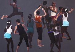 Spełniona – wystawa malarstwa Julity Malinowskiej w Galerii STALOWA