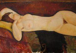 Obrazy prezentowane na włoskiej wystawie Modiglianiego okazały się falsyfikatami
