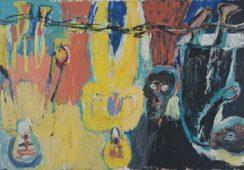 Georg Baselitz na rynku sztuki
