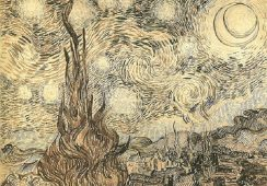 Zidentyfikowano dwa nowe rysunki van Gogha