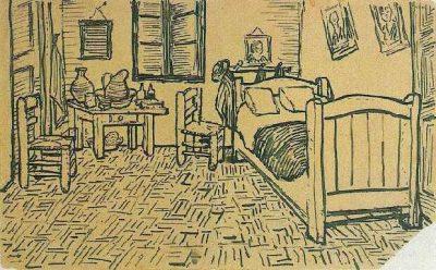 Zidentyfikowano Dwa Nowe Rysunki Van Gogha Portal Rynek I
